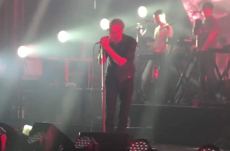 "​Watch the National Cover New Order's ""Love Vigilantes"""