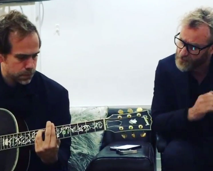 "The National Pay Tribute to Tom Petty with ""Damaged by Love"" Cover"