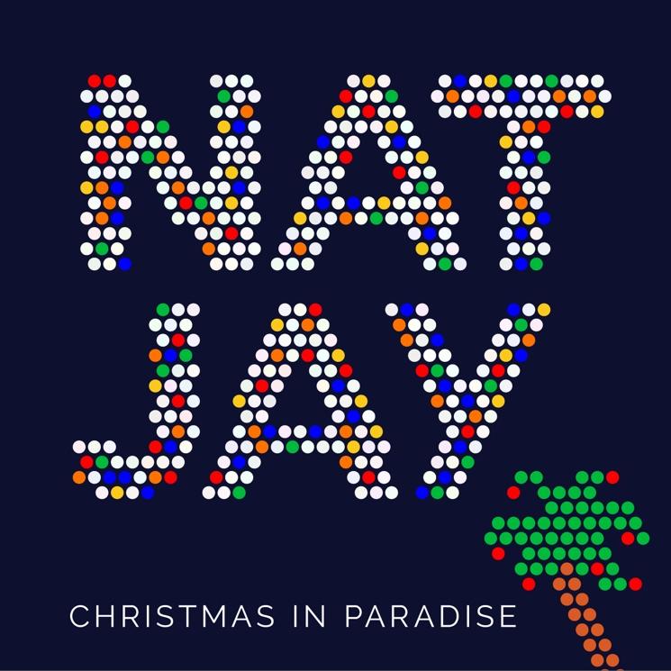 "Nat Jay ""Christmas in Paradise"""