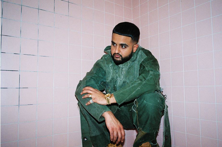 NAV Announces New Album 'Good Intentions'