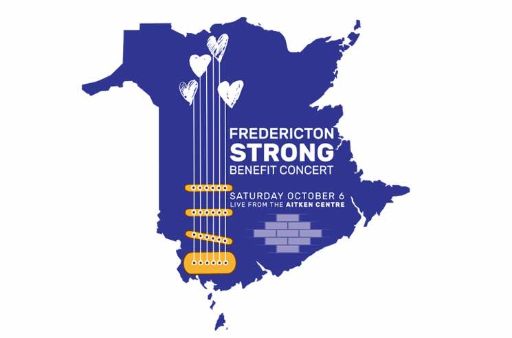 Classified, Matt Mays, Whitehorse to Perform at 'Fredericton Strong' Benefit Concert