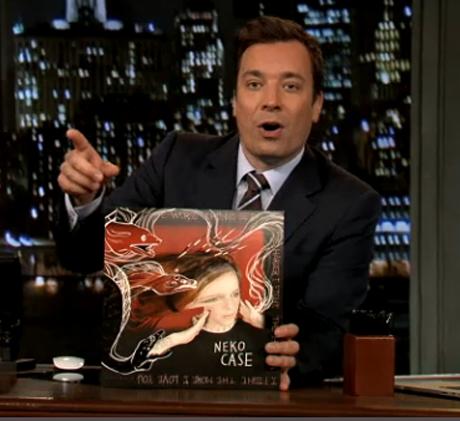 "Neko Case ""Man"" / ""Night Still Comes"" (live on 'Fallon')"