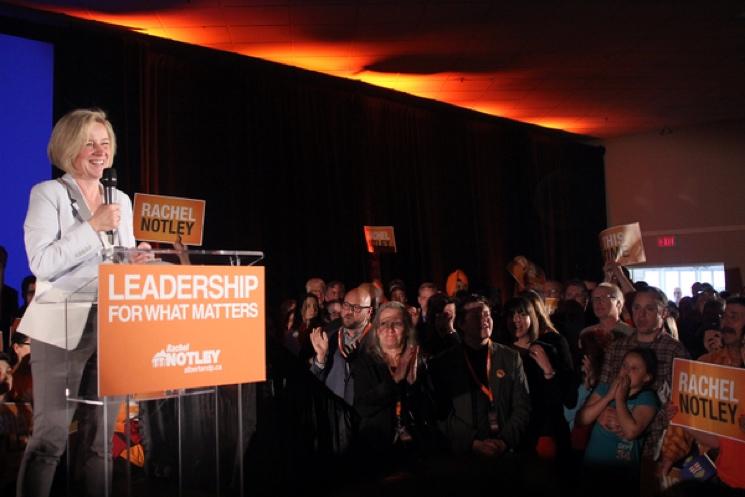 Billy Bragg, Braids, Tegan and Sara Weigh In on Landmark Alberta Election