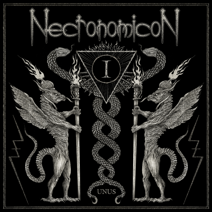 Hear Necronomicon Unleash Symphonic Brutality on New Song 'Paradise Lost'