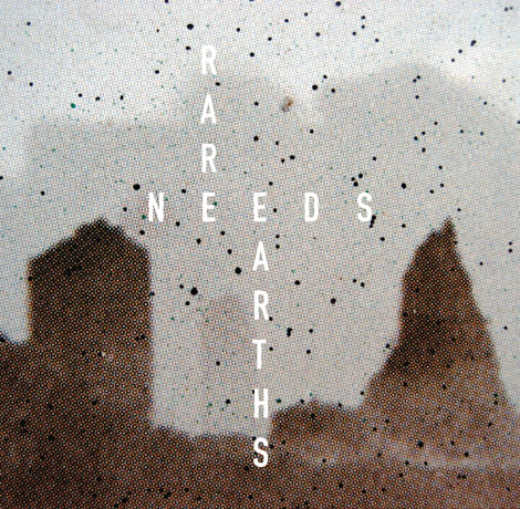 Needs 'Rare Earths' (EP stream)