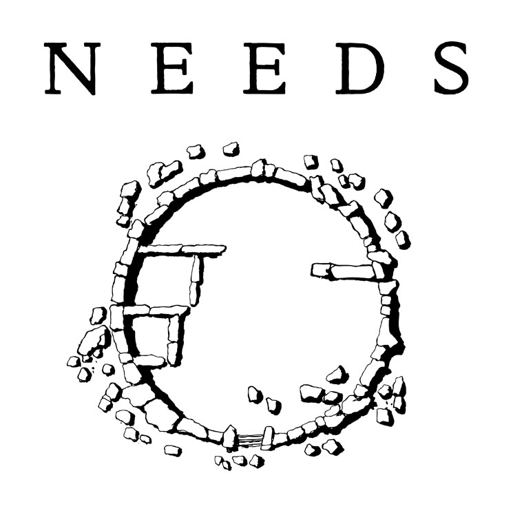 NEEDS 'NEEDS' (album stream)