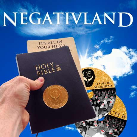 Negativland It's All In Your Head