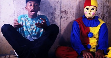 "Bishop Nehru ""Exhale"" (ft. Que Hampton) (video)"
