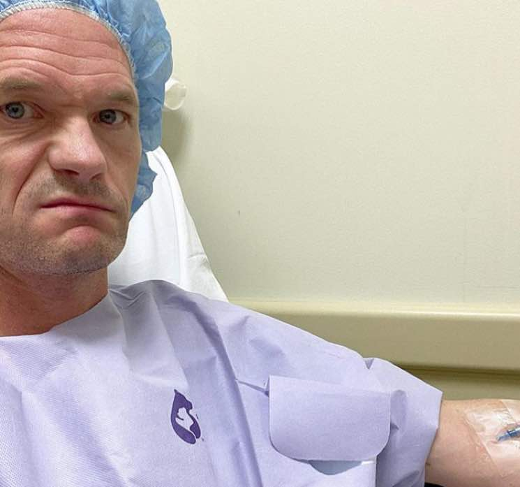 ​Neil Patrick Harris Undergoes Surgery Due to Sea Urchin Injury