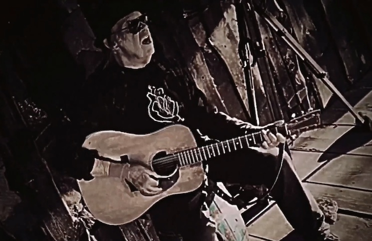 Neil Young Moves His 'Fireside Sessions' to the Porch in New Performance Video