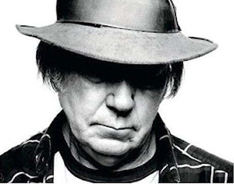 Neil Young Lends Support to New Smartphone Technology Aiming to Help Save the Rainforest