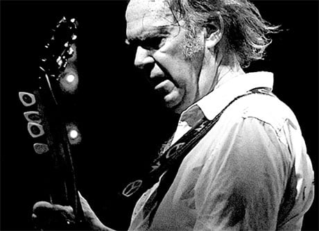 Neil Young and Crazy Horse Cancel European Tour After Poncho Breaks Hand