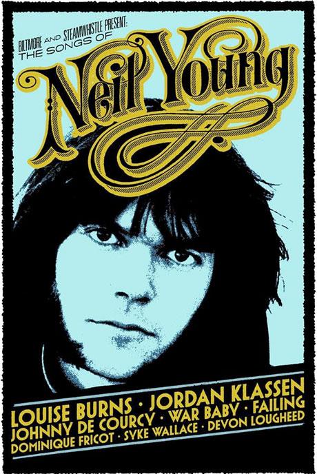 Neil Young Honoured with Vancouver Tribute Nights Featuring Louise Burns, Jordan Klassen, Shuyler Jansen, Johnny De Courcy