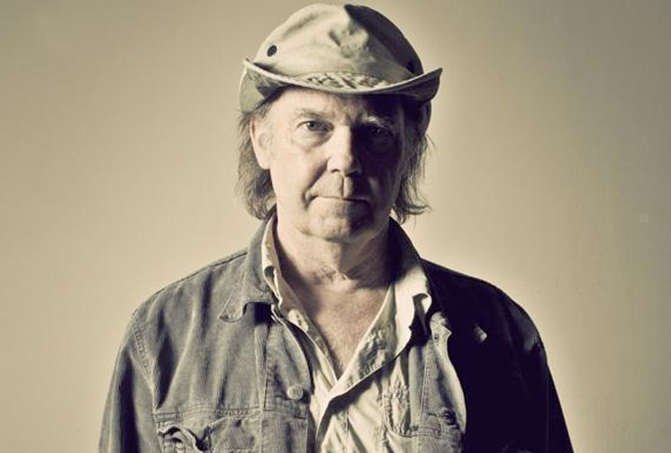 Neil Young Announces 'The Monsanto Years' LP, Joins WayHome Lineup