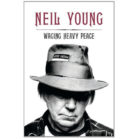 Neil Young Confirms 'Waging Heavy Peace' Memoir and Sets Release Date, Lines Up Theatrical Release of 'Neil Young Journeys'