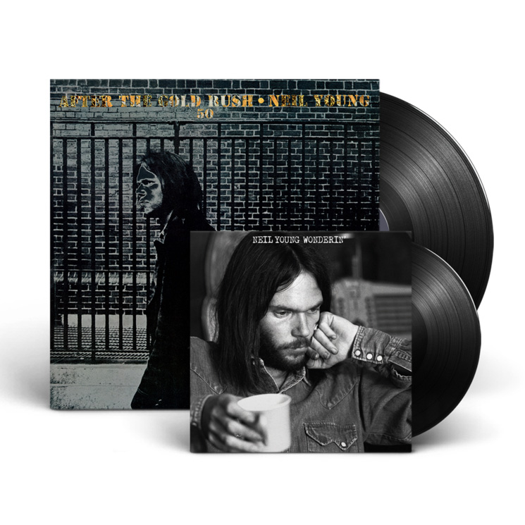 Neil Young Treats 'After the Gold Rush' to 50th Anniversary Reissue
