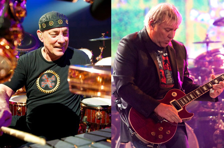 Rush's Alex Lifeson Has Played 'Very Little Guitar' Since Neil Peart's Passing