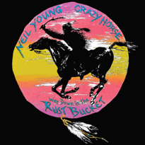 Neil Young and Crazy Horse Get Their Stage Legs Back on 'Way Down in the Rust Bucket'