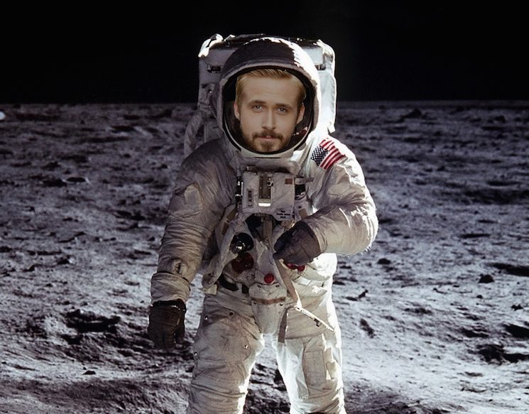 Damien Chazelle and Ryan Gosling Team Up for Neil Armstrong Biopic