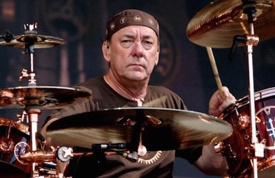 Rush's Neil Peart Honoured with St. Catharines Pavilion