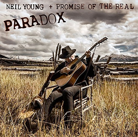 Neil Young Announces 'Paradox' Soundtrack