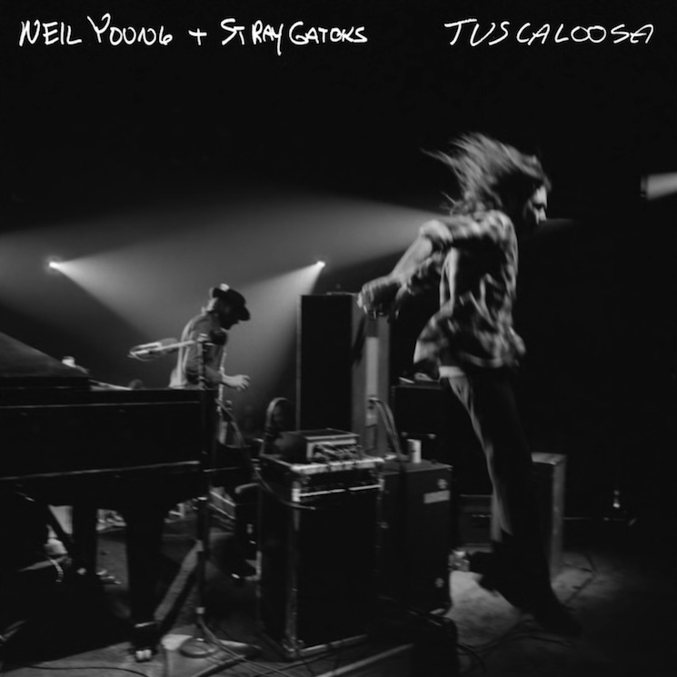Neil Young to Release 1973 'Tuscaloosa' Live Album