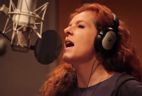 Neko Case 'Squidbillies' theme song