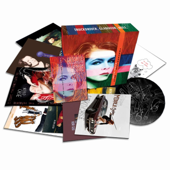 Neko Case Celebrates Solo Discography with Vinyl Box Set