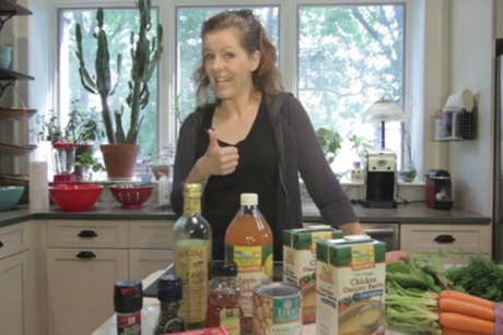 "Neko Case ""How to Make Borscht with Neko Case"" (video tutorial)"