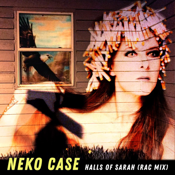 Neko Case Launches Her Own Nature-Geared Newsletter, Shares RAC Remix of 'Halls of Sarah'
