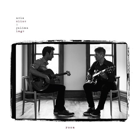 Nels Cline and Julian Lage Room