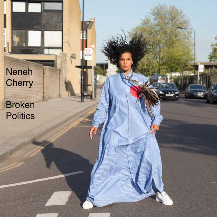 "​Neneh Cherry Shares ""Natural Skin Deep"" and ""Synchronized Devotion"""