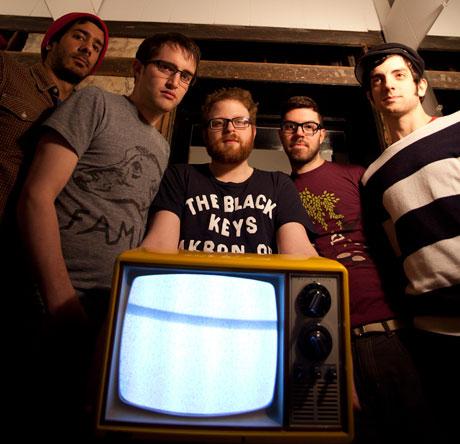 Toronto's Neon Windbreaker Release New EP via Sandwiches and Fruit