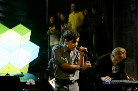 "Neon Indian ""Polish Girl"" (live on 'Fallon')"