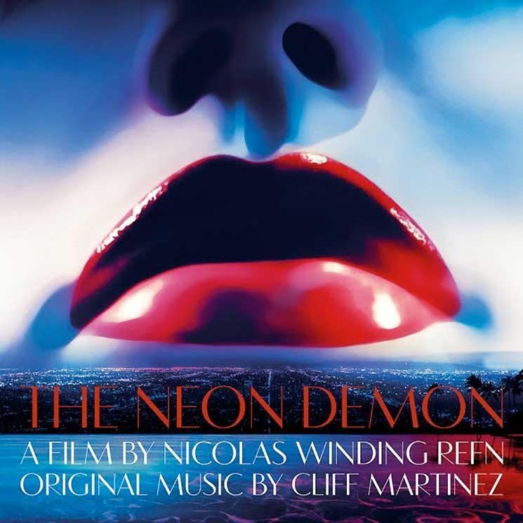 Cliff Martinez 'Neon Demon'