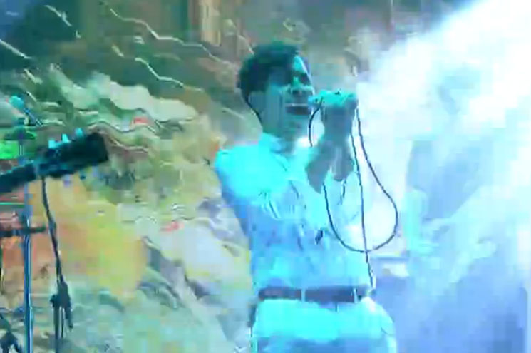 "Neon Indian ""Annie"" (live on 'Fallon')"