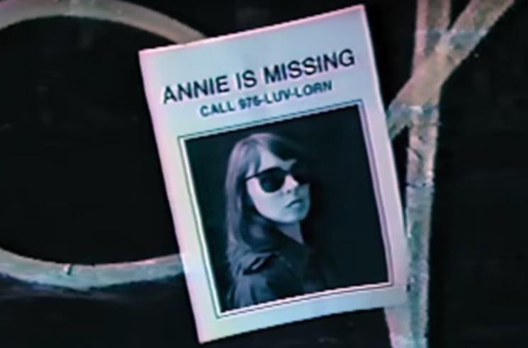 "Neon Indian ""Annie"" (video)"