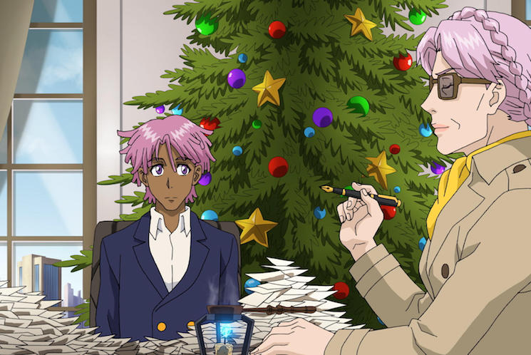 Ezra Koenig Pens New 'Neo Yokio' Christmas Song