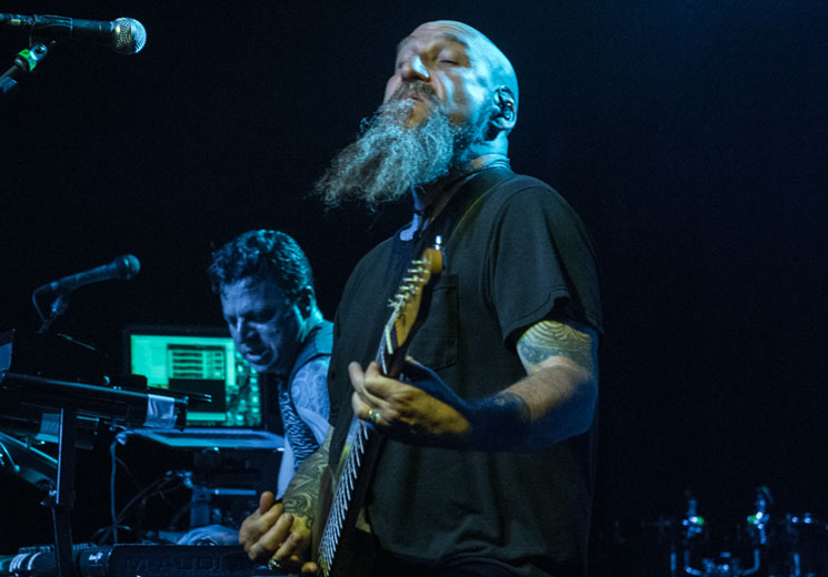 Neurosis / Converge / Amenra Commodore Ballroom, Vancouver BC, July 7
