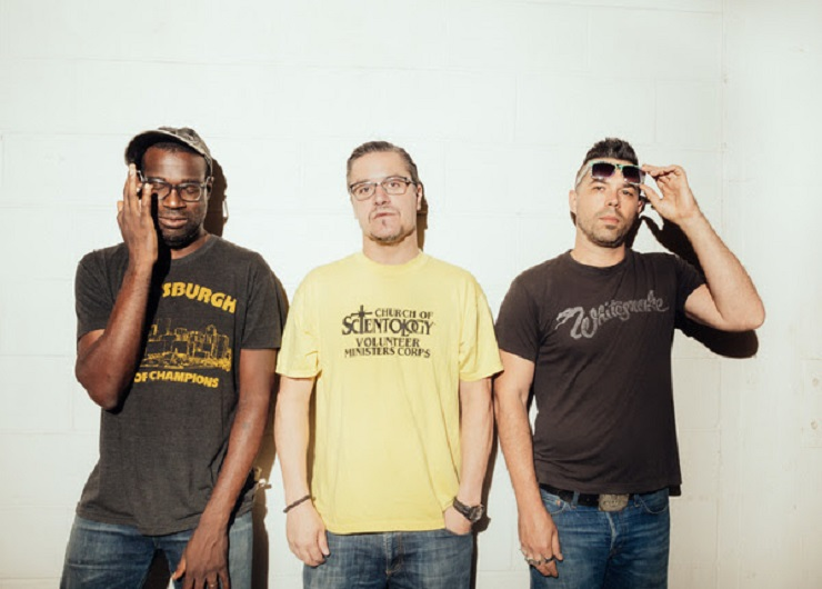 Mike Patton, TV on the Radio's Tunde Adebimpe and Doseone Team Up for 'Nevermen' LP
