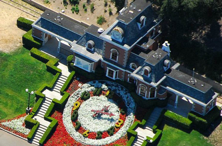 Michael Jackson's Neverland Ranch Listed at Huge Price Drop