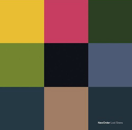 New Order to Roll Out 'Lost Sirens' Outtakes in December