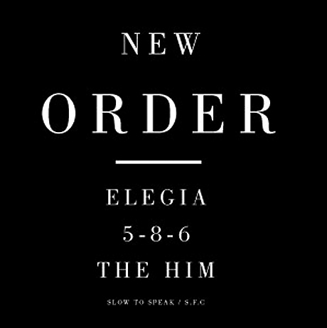 New Order's Full 18-Minute Ian Curtis Tribute 'Elegia' Gets Vinyl Release