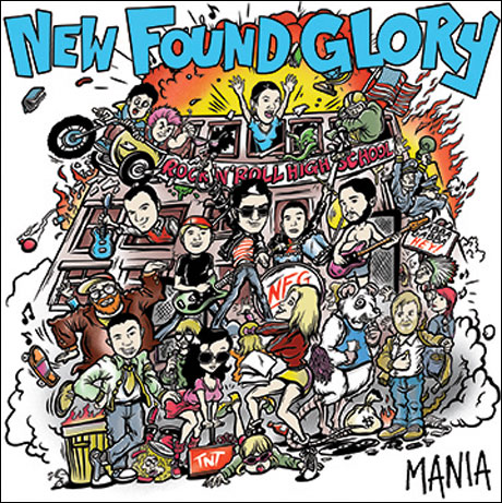 New Found Glory Roll Out North American Dates, Prep Ramones Covers EP