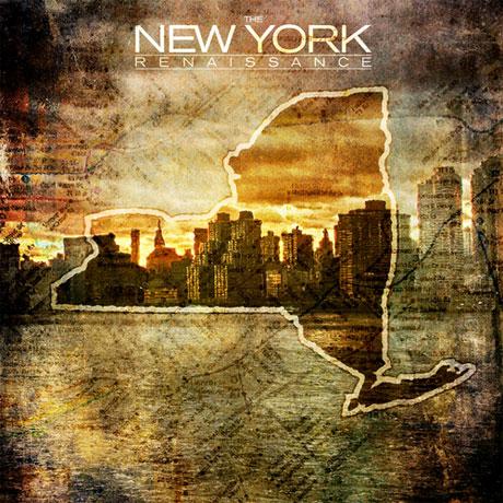 Peter Rosenberg 'New York Renaissance' (mixtape) (ft. A$AP Rocky, Joey Bada$$, Action Bronson)