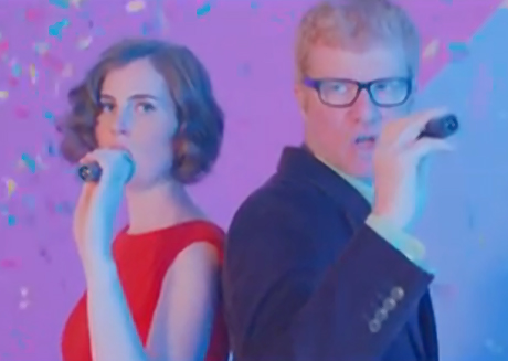 "The New Pornographers ""Dancehall Domine"" (video)"