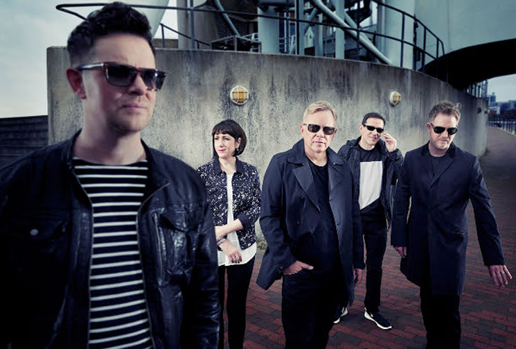 New Order Unveil 'NOMC15' Live Album