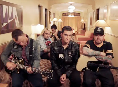 "New Found Glory ""Radiosurgery"" (video)"