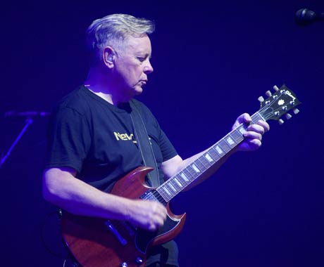 New Order Queen Elizabeth Theatre, Vancouver BC, July 8