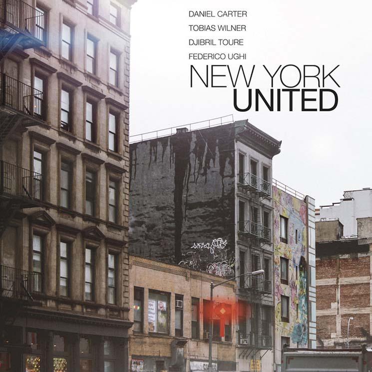 Daniel Carter / Tobias Wilner / Djibril Toure / Federico Ughi New York United